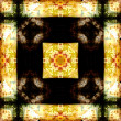 Art eastern national traditional pattern — Foto Stock