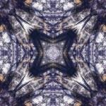 Art nouveau colorful ornamental vintage pattern — Stock Photo #16807897