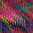 Art abstract rainbow geometric pattern background — Stock Photo #16810073