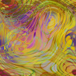 Art abstract rainbow pattern background — Stock Photo