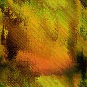 Art abstract grunge golden textured background — Stock Photo
