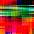 Photo: Art abstract rainbow pattern background