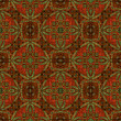 Art eastern national traditional pattern — Foto Stock #29596859