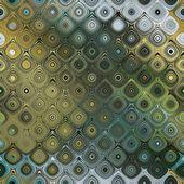 Kunst abstrakt geometrische texturierte hellen hintergrund — Stockfoto