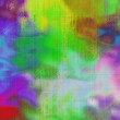 Art abstract rainbow pattern background — Stok fotoğraf