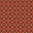 Art eastern ornamental traditional pattern — Stock Photo #29604231