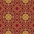Art eastern ornamental traditional pattern — Stock Photo #29604261
