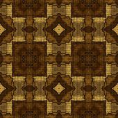 Art nouveau geometrik süs vintage desen — Stok fotoğraf