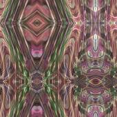 Art vintage geometric ornamental pattern, blur background — Stock Photo