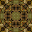 Stock Photo: Art eastern national traditional pattern