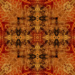 Art eastern national traditional pattern — Stock Photo #29611455