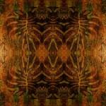Art nouveau colorful ornamental vintage pattern — Stock Photo #29612237