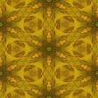 Art nouveau ornamental vintage pattern — Stockfoto