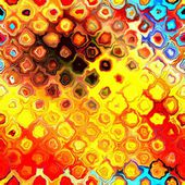 Art abstract geometric textured bright background — Stockfoto