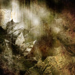 Art leaves autumn background, card — Stock Photo #29637509