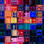 Astratto arte geometrica con texture sfondo luminoso — Foto Stock