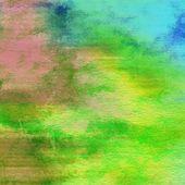Aquarell abstrakt kunst auf papier textur — Stockfoto
