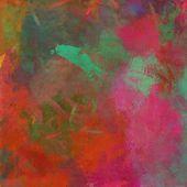 Kunst abstrakt hintergrund gemalt — Stockfoto