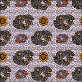 Art pattern — Stock Vector