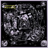 Kunst abstrakte grunge grafischen hintergrund — Stockvektor