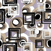 Pattern geometrici senza soluzione di continuità di arte, sfondo — Vettoriale Stock