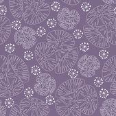 Art vintage floral pattern background — Stock Vector