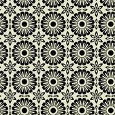 Art vintage vector seamless pattern background — Stock Vector