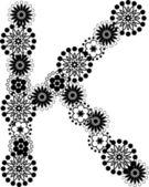 искусство письма — Cтоковый вектор
