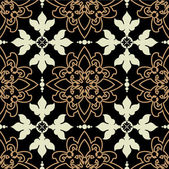 Art vintage vector seamless pattern background — 图库矢量图片