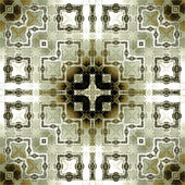 Art vintage ornamental seamless pattern — Stock Photo