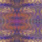 Umění vinobraní geometrické dekorativní vzor, rozostření pozadí — Stock fotografie