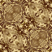 Art ornamental vintage pattern — Stock Photo