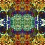 Art nouveau ornamental vintage pattern — Stock Photo #42375651