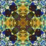 Art nouveau ornamental vintage pattern — Stock Photo #42375751