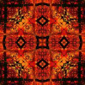 Art eastern national traditional pattern — Stock fotografie
