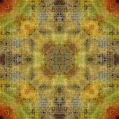 Art geometric ornamental vintage pattern — Stock Photo