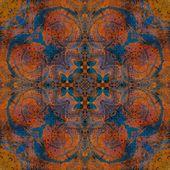 Nouveau del arte ornamental vintage patrón — Foto de Stock