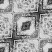 Art vintage geometric ornamental pattern — Stock Photo
