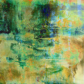 Art abstract acrylic background — Stockfoto