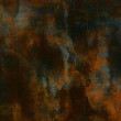 Art abstract grunge fabric textured dark brown background — Stock Photo