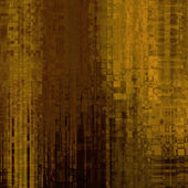 Art abstract background in golden and brown colors — Stock Photo
