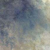Art abstract background in  beige and blue color — Stockfoto