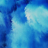 Art abstract background in  blue color — Stock Photo