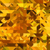 Art abstract golden tiles background — Stock Photo