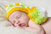 Newborn — Stock Photo