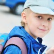 Royalty-Free Stock Photo: Schoolboy