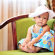 Little lady — Stock Photo