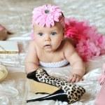 Bright baby — Stock Photo #21607697