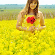 Yellow day — Stockfoto