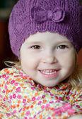 かわいい幼児の女の子 — ストック写真